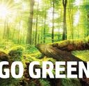 HP Go Green Large-Format Media - FREE ROLL