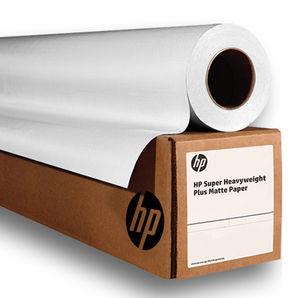 """HP Super Heavyweight Plus Matte Paper 210g/m² Q6627B 36"""" 914mm x 30.5m Inkjet Paper Roll"""