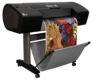 HP Designjet Z3200PS Photo Printer Q6720B Q6721B: HP Designjet Z3200