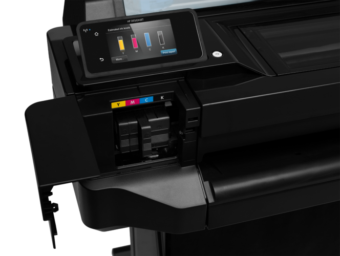Hp Designjet T520 36 In Eprinter Cq893a Hewlett Packard