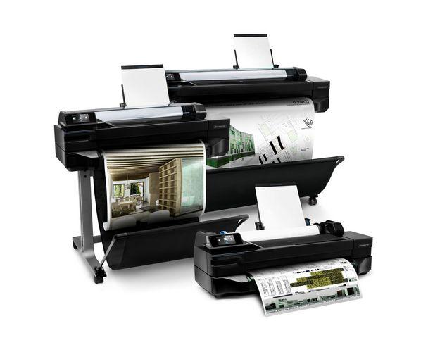 Hp Designjet T520 24 Quot Eprinter Inkjet Large Format Printer