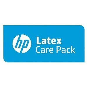 HP Latex 115 Print and Cut Care Pack Service Support