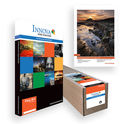 IFA26_CUT ROLLS SHEET_PLOT-IT - Innova IFA-26 Soft Textured Cotton BW 315g/m² A4 size Inkjet paper (25/50 Sheets)