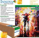 IFA93_ROLLS_PLOT-IT - Innova IFA93 Eco Solvent Watercolour Paper 260g/m² x 25mtr Roll