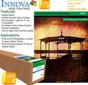 IFA94_ROLLS_PLOT-IT - Innova IFA94 Eco Solvent Velvet Art Paper 300g/m² x 25mtr Roll