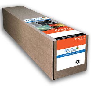 "Innova Soft Textured Natural White 315g/m²   IFA12   36"" 914mm x 15mtr Paper Roll"