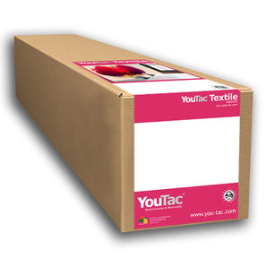 YouTac Textile Eco-Solvent, Latex, UV Compatible 300g/m² | IYT102 | 25m Roll