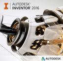 Autodesk 2016 3 year desktop Subscription - Autodesk Inventor - 3 Year Desktop Subscription