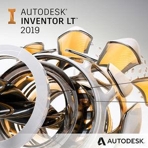 AutoCAD Inventor LT 2019 - Desktop Subscription