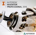 Inventor Professional 2016 - Autodesk Inventor Professional - 3 year Desktop Subscription