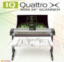 "IQ Quattro X_3690_PLOT-IT - Contex IQ Quattro X 3690 CON542 36"" A0 Large Format Scanner"