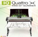 "IQ Quattro X_4450_PLOT-IT - Contex IQ Quattro X 4450 CON514 44"" A0+ Large Format Scanner"