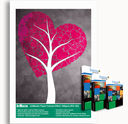 JETMASTER_IFA129_CUT SHEET_PLOT-IT_B - JetMaster® IFA129 Paper Canvas Effect 165g/m² IFA-129-0329-050 A3+ size (50 sheets)