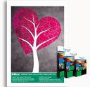 JETMASTER_IFA129_CUT SHEET_PLOT-IT - JetMaster® IFA129 Paper Canvas Effect 165g/m² IFA-129-0210-050 A4 size (50 sheets)