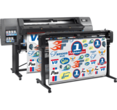 HP Latex, Outdoor, Signage, Wall Paper Printers & Cutters