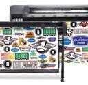 HP Latex 115 print and cut - HP Latex 115 Print and Cut Solution 1LH39A