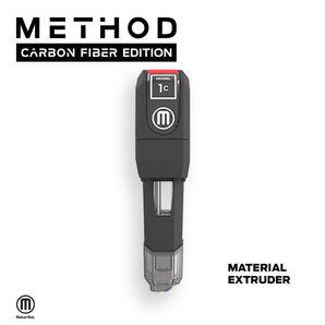 MakerBot 900-0064A Carbon Fiber Method Model 1C Performance Extruder