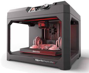 MakerBot Replicator+ Desktop 3D Printer MP07825EU