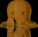 True Brown Octopus - Makerbot True Brown PLA Filament (Small & Large Spools) MP06642 & MP06639
