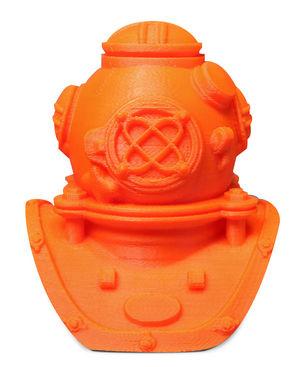 Makerbot True Orange ABS Filament MP01978