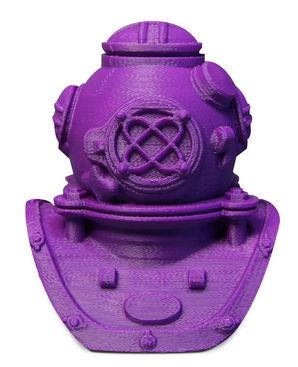 Makerbot True Purple PLA Filament (Small & Large Spools) MP05788 & MP05778
