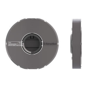 MakerBot Precision Material Cool Grey PLA 375-0006A