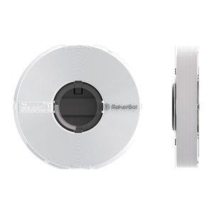 MakerBot Precision Material True White PLA 375-0016A