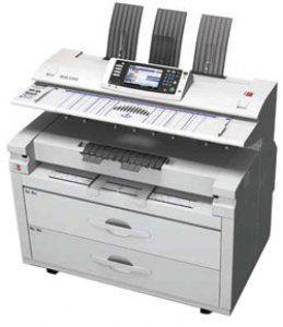 Ricoh MPW5100 Aficio Digital Plan Copier