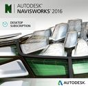 Navisworks 2016 - Autodesk Navisworks Simulate - 3 year Desktop Subscription