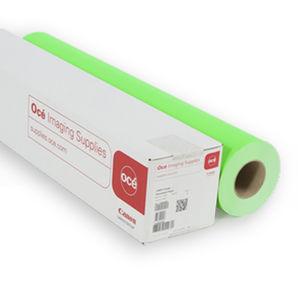 Canon Oce LFM411 Fluorescent Green Paper 95g/m² 94850931 A0 841mm x 135mtr Inkjet roll