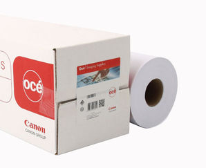 "Canon Oce LFM116 Top Label Paper FSC® 75g/m² 99671844 24.4"" 620mm x 175m Roll"