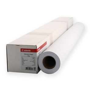 """Canon Oce IJM021 Standard Paper FSC® 90g/m² 189571302 24.6"""" 625mm x 50m roll"""