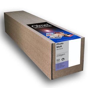 "Olmec Photo Matte Archival 230g/m² OLM67R60 60"" 1524mm x 30mtr Inkjet Paper Roll"