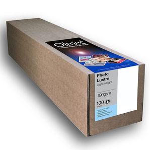 "Olmec Photo Lustre Lightweight 190g/m² OLM68R17 17"" 432mm x 30mtr Inkjet Paper Roll"
