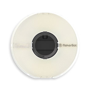 MakerBot Precision Material Natural ABS for METHOD X 375-0021A
