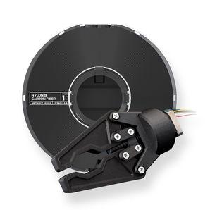 MakerBot Nylon 12 Carbon Fiber Filament BLACK 375-0061A