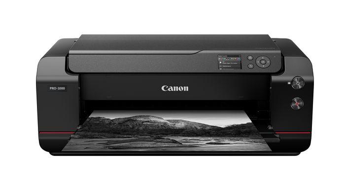 canon imageprograf pro 1000 pro photo printer