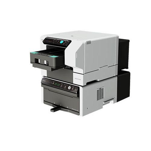 1f5d953a5 RICOH Ri 100 Direct to Garment (DTG) printer | T-shirt Printer ...