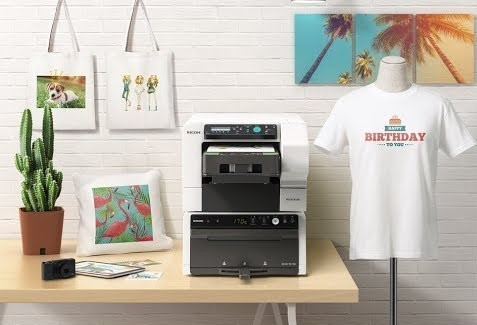 Fabric Printers promotion