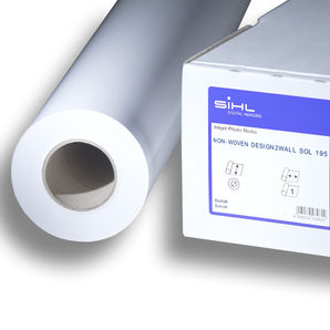 "SiHL Non-Woven Design2Wall Sol 195 Matt 2512-42-51-3 195g/m² 42"" 1067mm x 51mtr Roll"