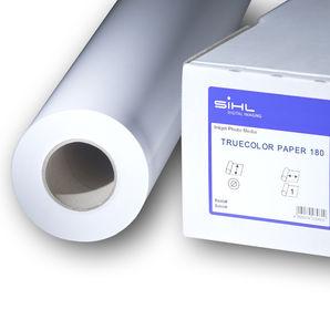 "SiHL TrueColor Paper 180 Matt 3335-44-30-2 180g/m² 44"" 1118mm x 30mtr Paper Roll"