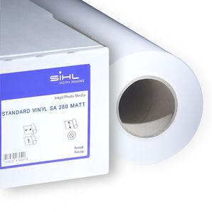"SiHL Standard Vinyl SA 280 Matt 3635-24-30-2 145µm 24"" 610mm x 30mtr Roll"
