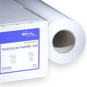 "SiHL TrueColor Paper 100 Matt 98g/m² 3331-36-45-2 36"" 914mm x 45.7mtr Inkjet Paper Roll"