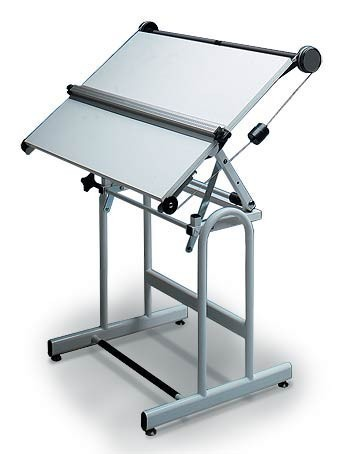 Vistaplan Sovereign Stand amp A0 Drawing Board