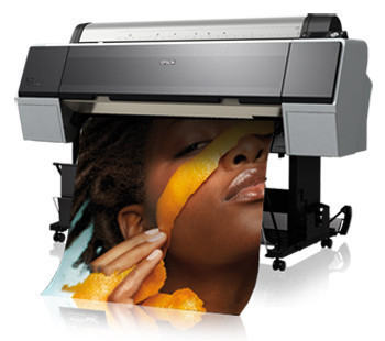 Epson Stylus Pro 9890 44-inch Wide Format Printer C11CB50001A0