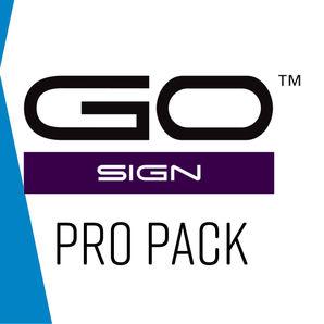 Summa GoSign Pro Software Pack 395-995