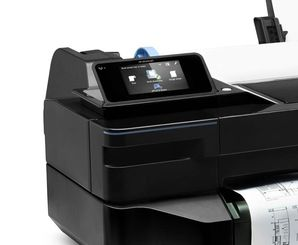 HP Designjet T120 Used A1 Printer