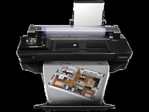 """HP DesignJet T520 24"""" A1 ePrinter CQ890A"""