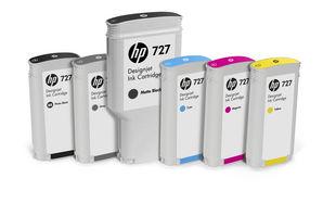 HP 727 Designjet T920/T930/T1500/T1530/T2500/T2530 Series Ink Cartridge