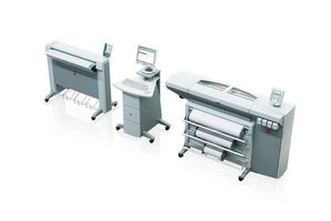 Oce TCS500 Hybrid Colour Plotter, Copier, Scanner